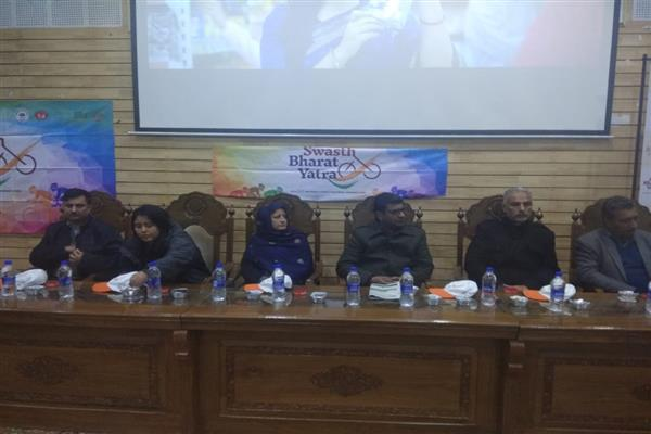 Food Safety department Anantnag holds awareness program