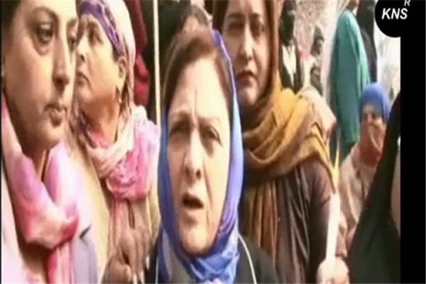 NC's women wing protests against State Admin
