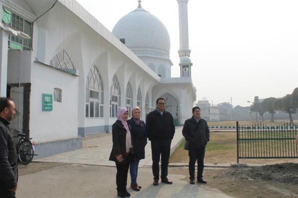 High Commissioner of Malaysia concludes Kashmir visit