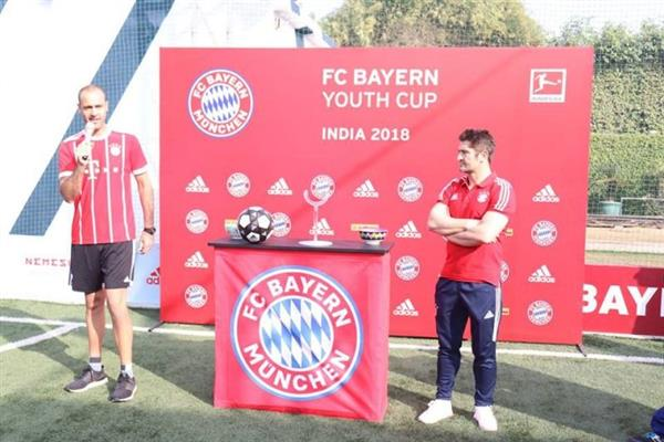 Adidas, FC Bayern Munich to host 6th Edition of Bayern Youth Cup
