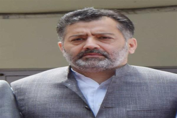 Desperation, lies and opportunism form the basis of NC and PDP's alliance efforts: Imran Ansari