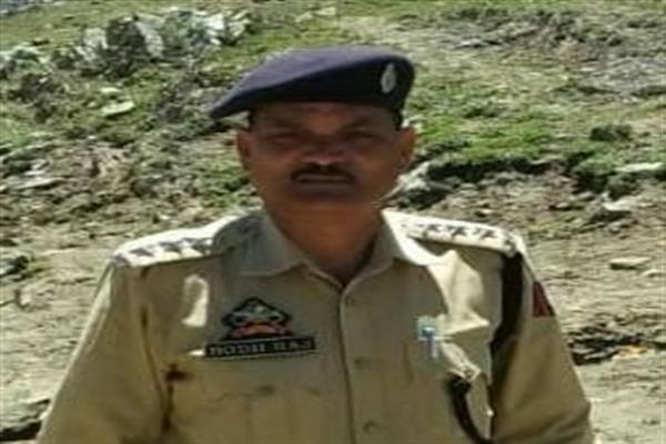 DGP expresses grief over demise of DySP Bodh Raj