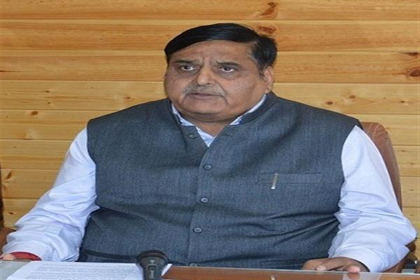 B B Vyas quits as Advisor to Governor, to join as member UPSC next ...