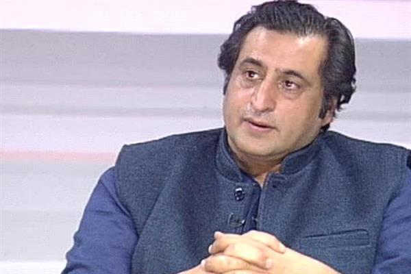 Sajad Lone condoles Reasi road accident deaths