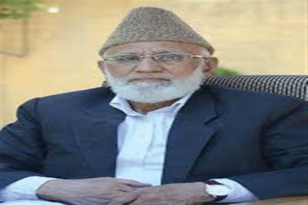 With every killing, Kashmir is turned into a military fortress: Sehrai
