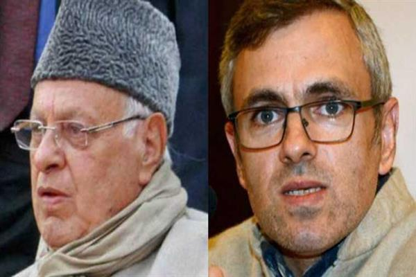 Dr Farooq, Omar greet people on annual Urs of Hazrat Sheikh Abdul Qadir Jeelani (RA)