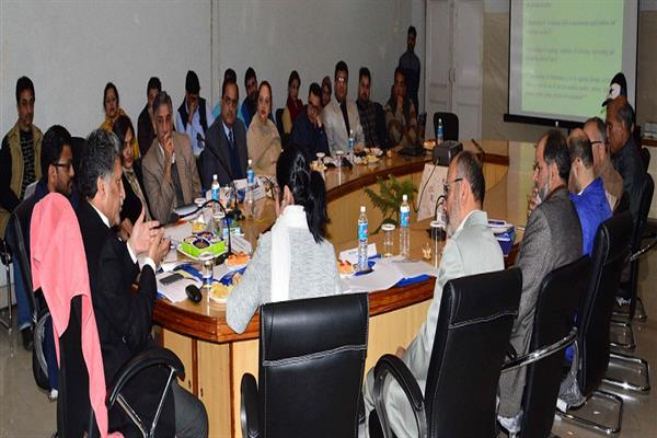 Synchronize curriculum with market trends, tech advances: Advisor Ganai to JKBOSE