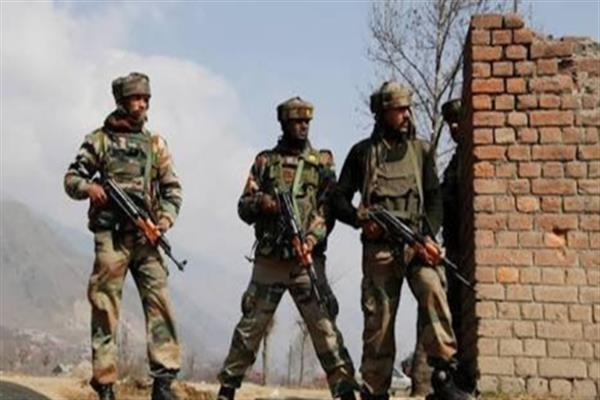 Encounter in J&K's Pulwama, 1 militant killed