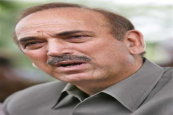 Azad greets countrymen on New Year