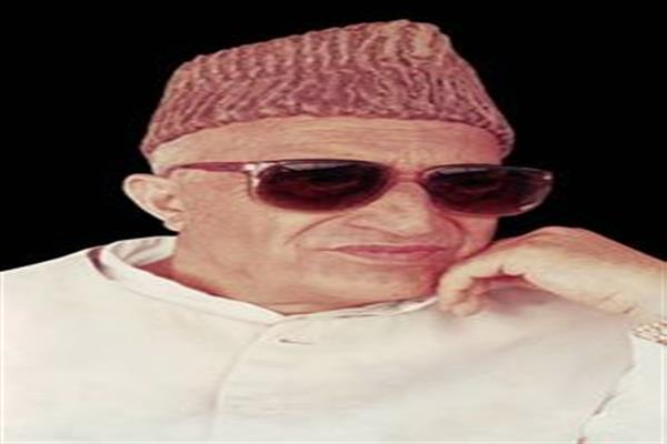 ANC recalls contributions of late G M Shah on his 10th anniversary to be celebrated in Srinagar, Jammu