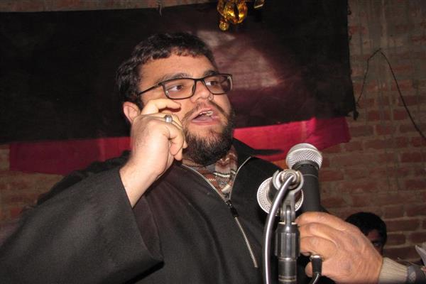 Aga Muntazir Mehdi denounces slapping sedition charges against JNU students