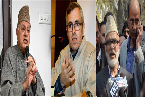 Dr Farooq, Omar condole deaths resulting from avalanche at Khardungla pass