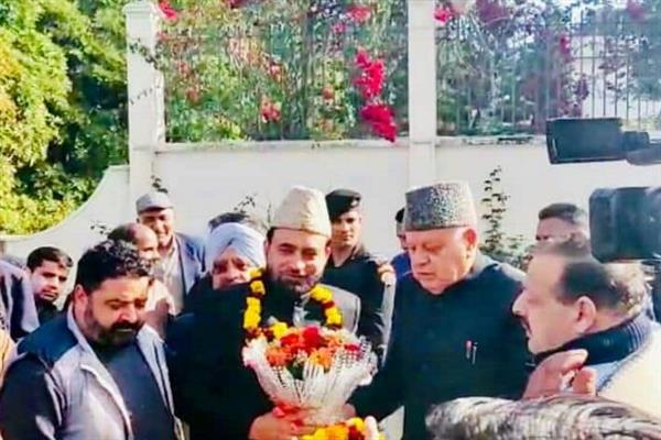 NC committed to regional autonomy: Farooq Abdullah