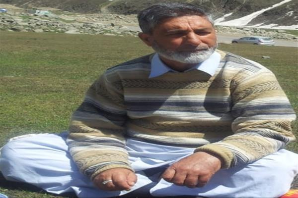Demise of former Auqaf President of Jamia Masjid Shopian widely condoled
