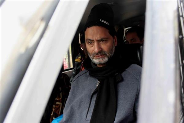 Yasin Malik, other pro-freedom leaders detained on eve of Jan 26