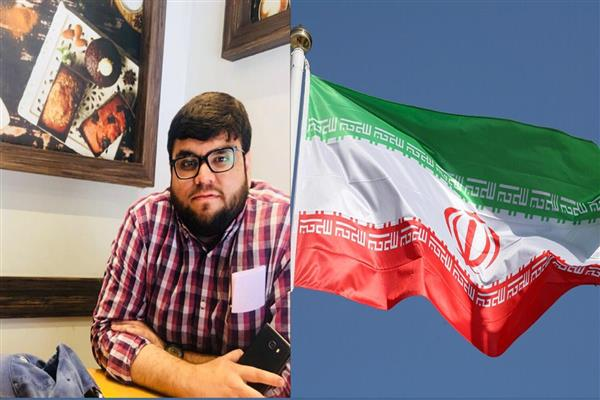 Muntazir Mehdi invited for celebration of Iranian Revolution