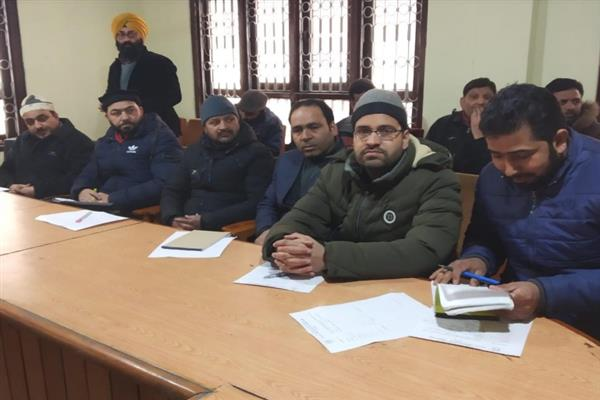 Dir Edu inaugurates training program of Kashmiri language