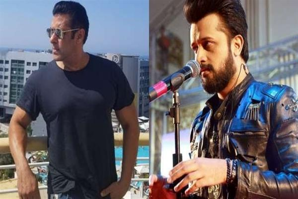 Pulwama Attack: Salman Khan replaces Atif Aslam as a singer in Notebook