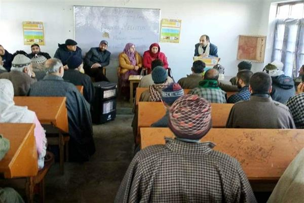 Awareness, screening camp organized at Govt. Unani Hospital Srinagar