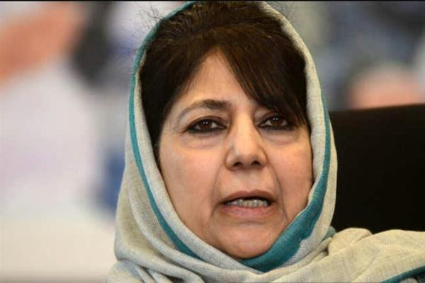 India-Saudi joint statement on Indo-Pak talks a welcome step: Mehbooba