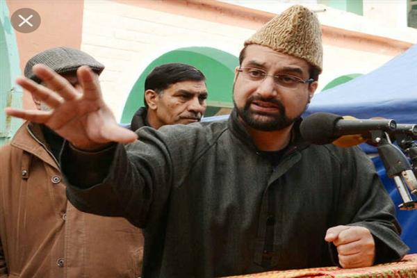 After killing of Pak prisoner in Jaipur jail, Mirwaiz seeks shifting of Kashmiri prisoners to Kashmiri jails