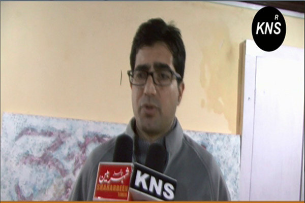 Attacks on Kashmiris: Present situation has never been witnessed in past: Shah Faesal