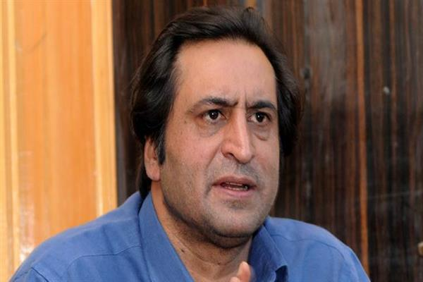 Reduce SSG cover of Ex CMs: Sajad Lone, says 'SSG elitist white elephant'