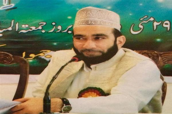 Claims of Indian leaders, happenings on ground contrary: Molana Akhzar