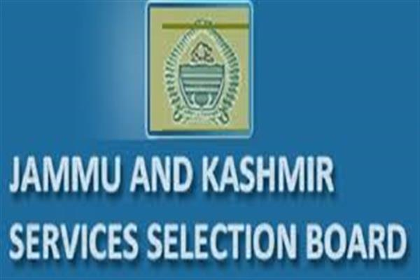 JKSSB approves selections for 2154 posts of Teachers