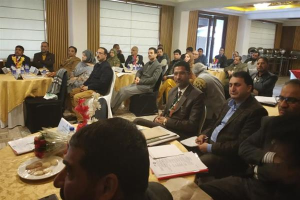 NABARD holds stakeholders meet in collaboration with Kashmir PHDCC&I