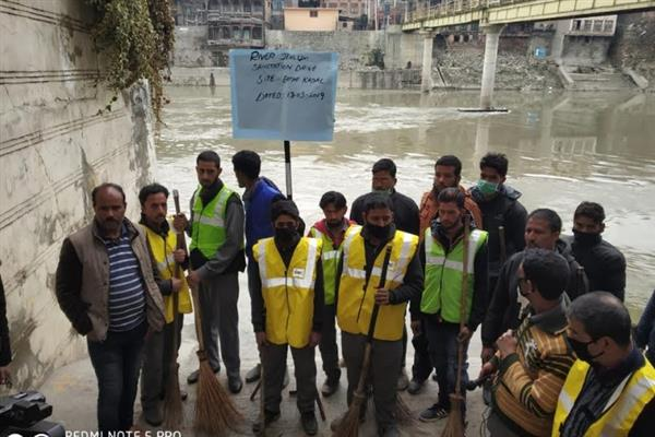 SMC carries out sanitation program in unison with six IED partners