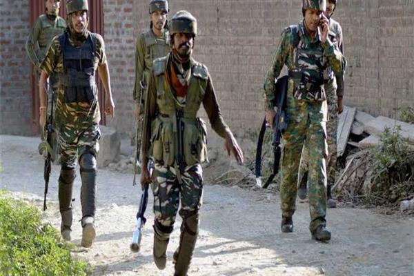 One militant killed in ongoing gunfight in Shopian