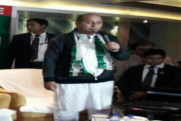 JD(U) announces its 1st candidate for LS poll in Srinagar