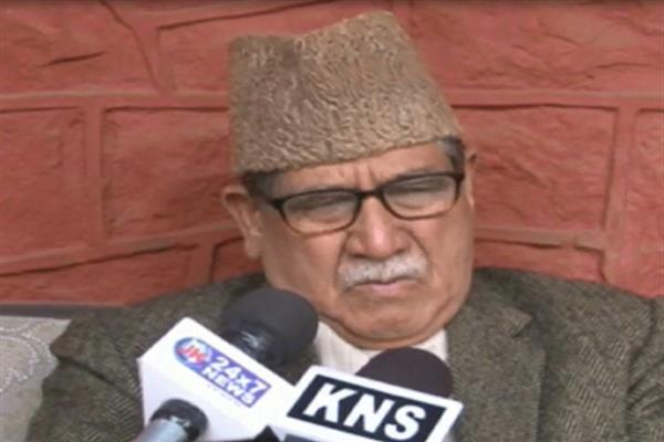 There is no substitute to National Conference: Akbar Lone