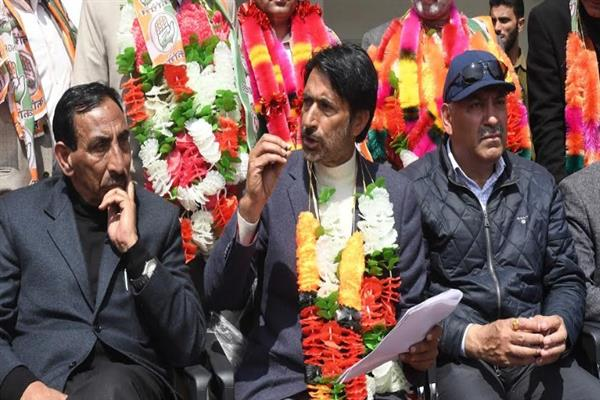 NC-Congress not fighting LS polls friendly, but separately: G A Mir