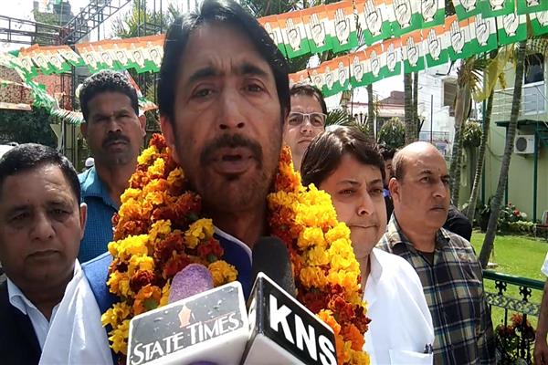Congress will emerge victorious on two seats in Jammu: G A Mir