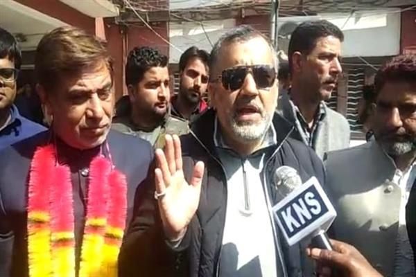 Those claiming to abrogate Art 370, 35A will have to forget JK: Imran Ansari