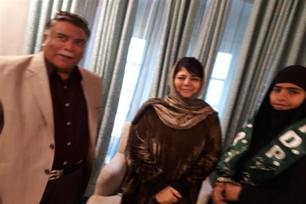 Tribal rights activist Jabeena joins PDP