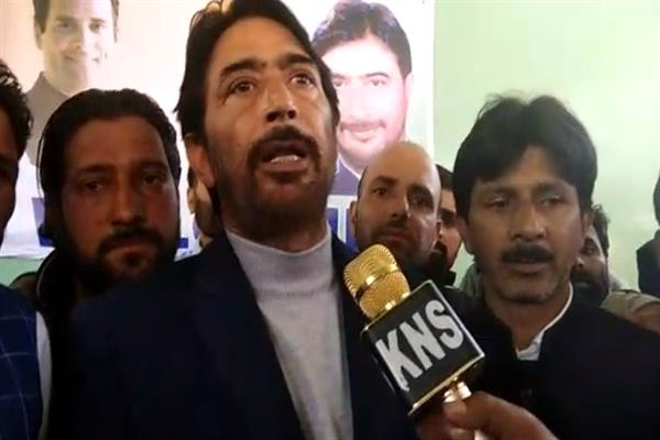 South Kashmir bled enough due to PDP's surrender:  G A Mir