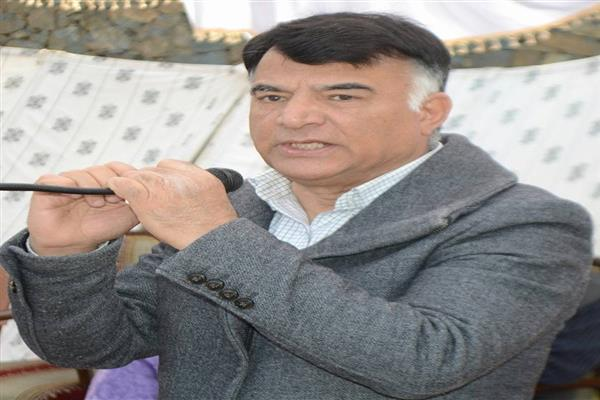Omar forgot atrocities unleashed by NC on people through POTA, Task Force, Ikhwan: Mehboob Beg