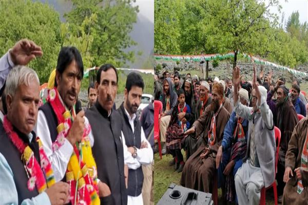 History replete with deception, backstabbing by PDP, NC: G A Mir