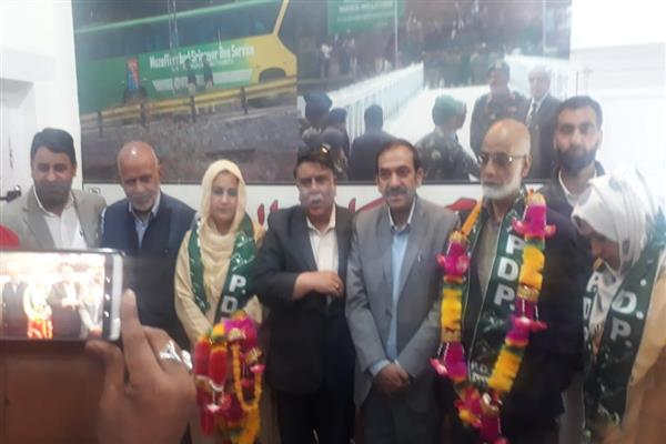 3 corporators from SMC join PDP