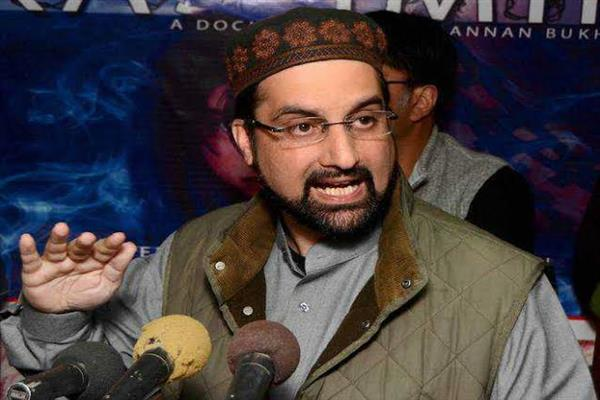Kashmiri youth must follow footsteps of Prophet Muhammad: Mirwaiz