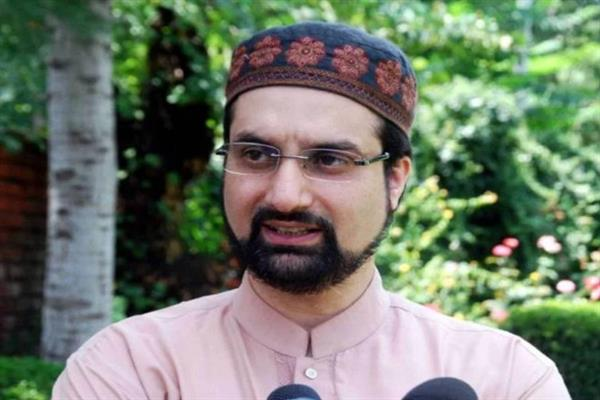 Hurriyat (M) denounces house arrest of Mirwaiz