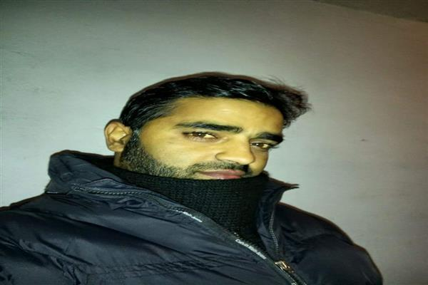 Social Activist Bilal Bhat from Ganderbal selected as delegate for UN conference