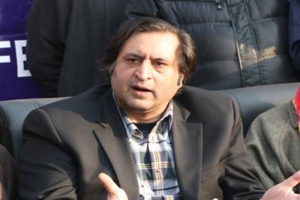 Am happy that PC is second highest voter taker in Valley: Sajad Lone