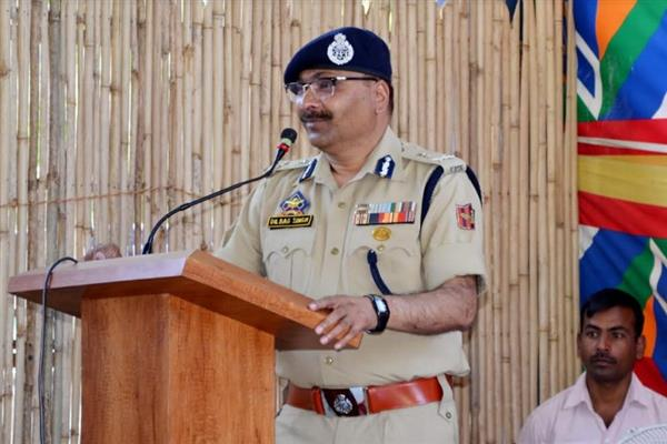 Be people friendly but tough against criminals, use technology to achieve more success: DGP directs cops