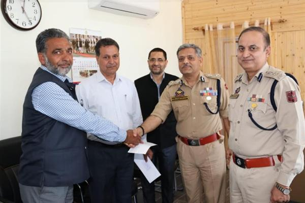 DGP sanctions retirement gift for 84 police personnel