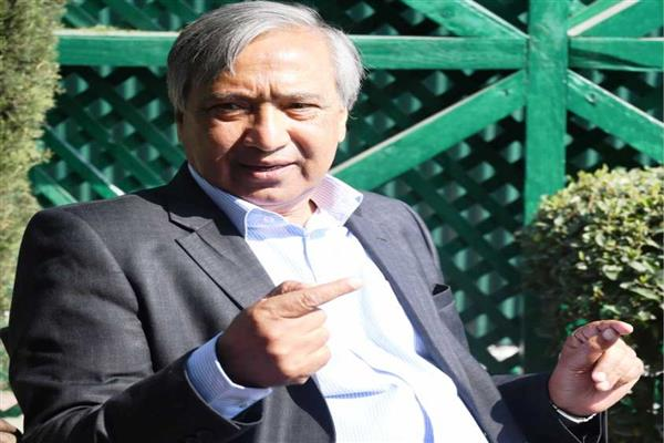 Tarigami demands relief for hailstorm hit peasants, orchardists of Srinagar, Budgam