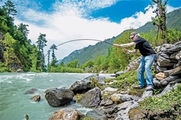 Reserve Yenner for angling, shift rafting to placid stretch in Pahalgam: JKTA